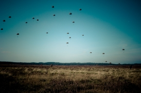 64rd commemoration of  Operation Market Garden