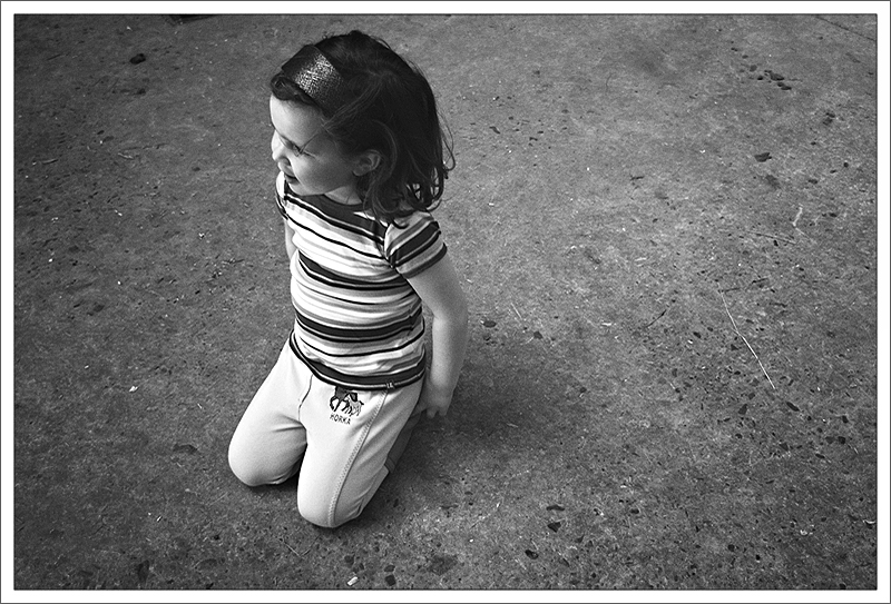 Our little girl by Wouter Brandsma