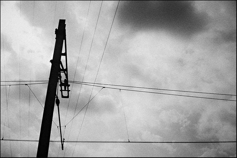 Lines & Wires by Wouter Brandsma