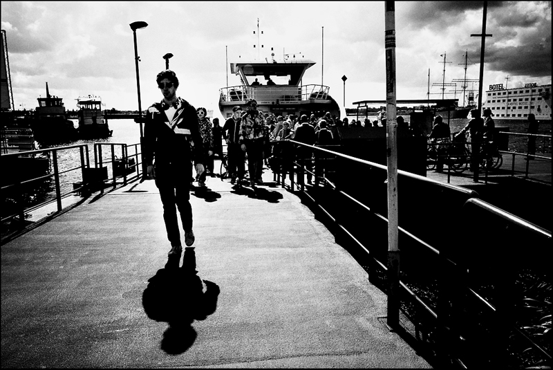 NDSM Wharf Amsterdam by Wouter Brandsma