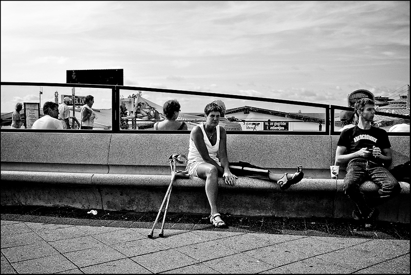 Street by Wouter Brandsma