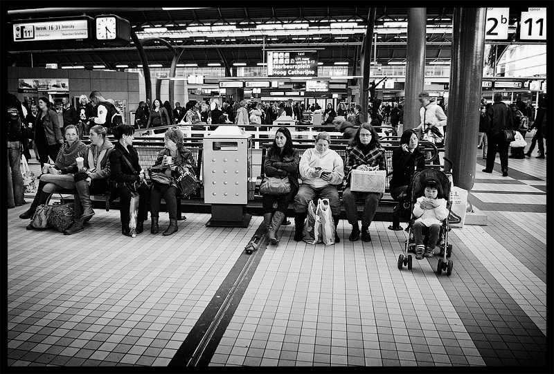 Traveling by Wouter Brandsma