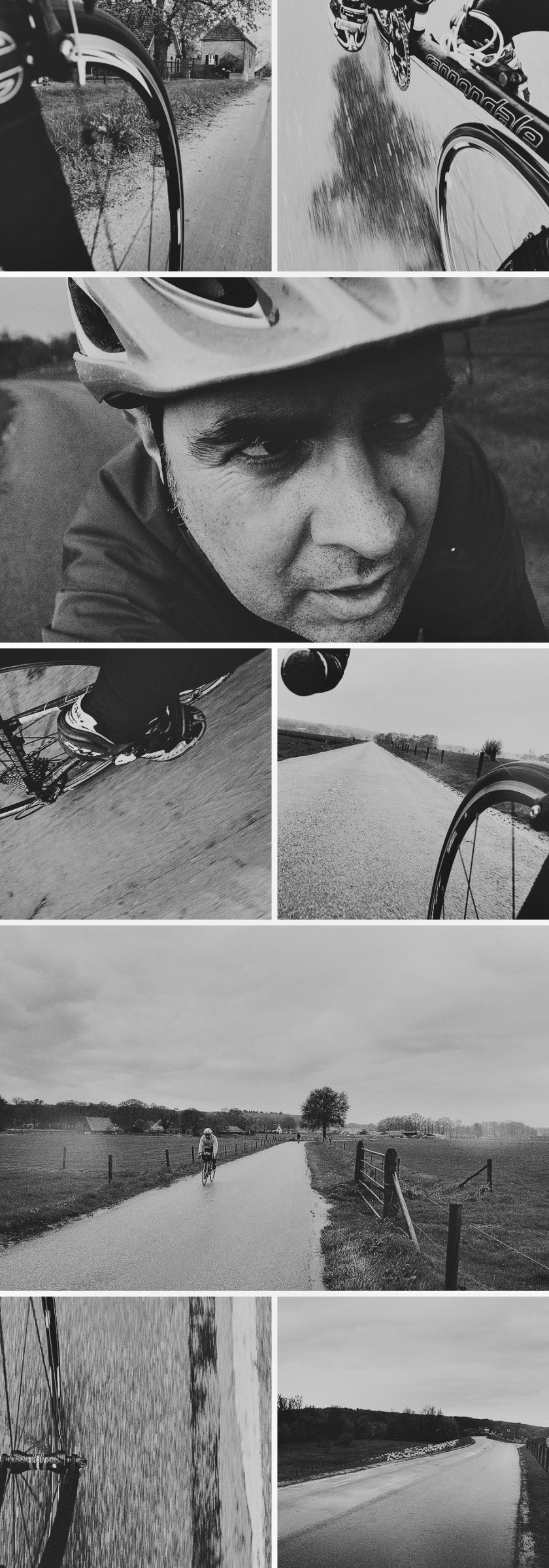 images, photographs, image, photograph, photography, wouter, brandsma, wouter brandsma, cycling, biking, riding, ride, tour, black and white, cyclista, passion, pain, exhaustion, rain, ricoh, ricoh grd, ricoh gr digital, ricoh grd3, ricoh gr digital 3, bicycle, netherlands, europe
