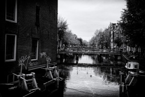 Amsterdam by Wouter Brandsma