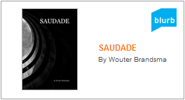 Saudade, my first photo book